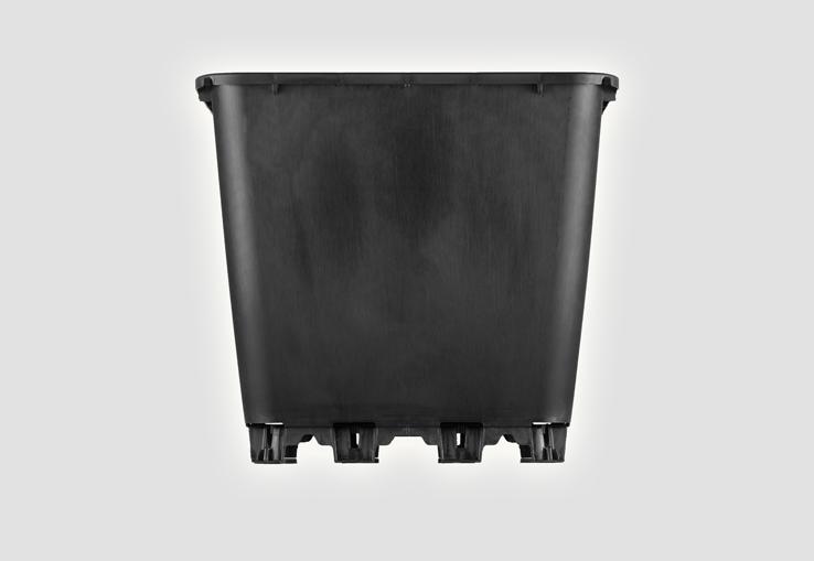 25 Liter Square Pot